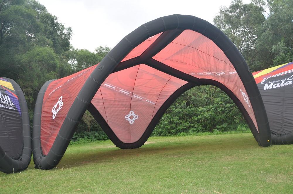 Wave Tent 2