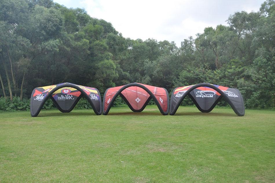 Wave tent 1